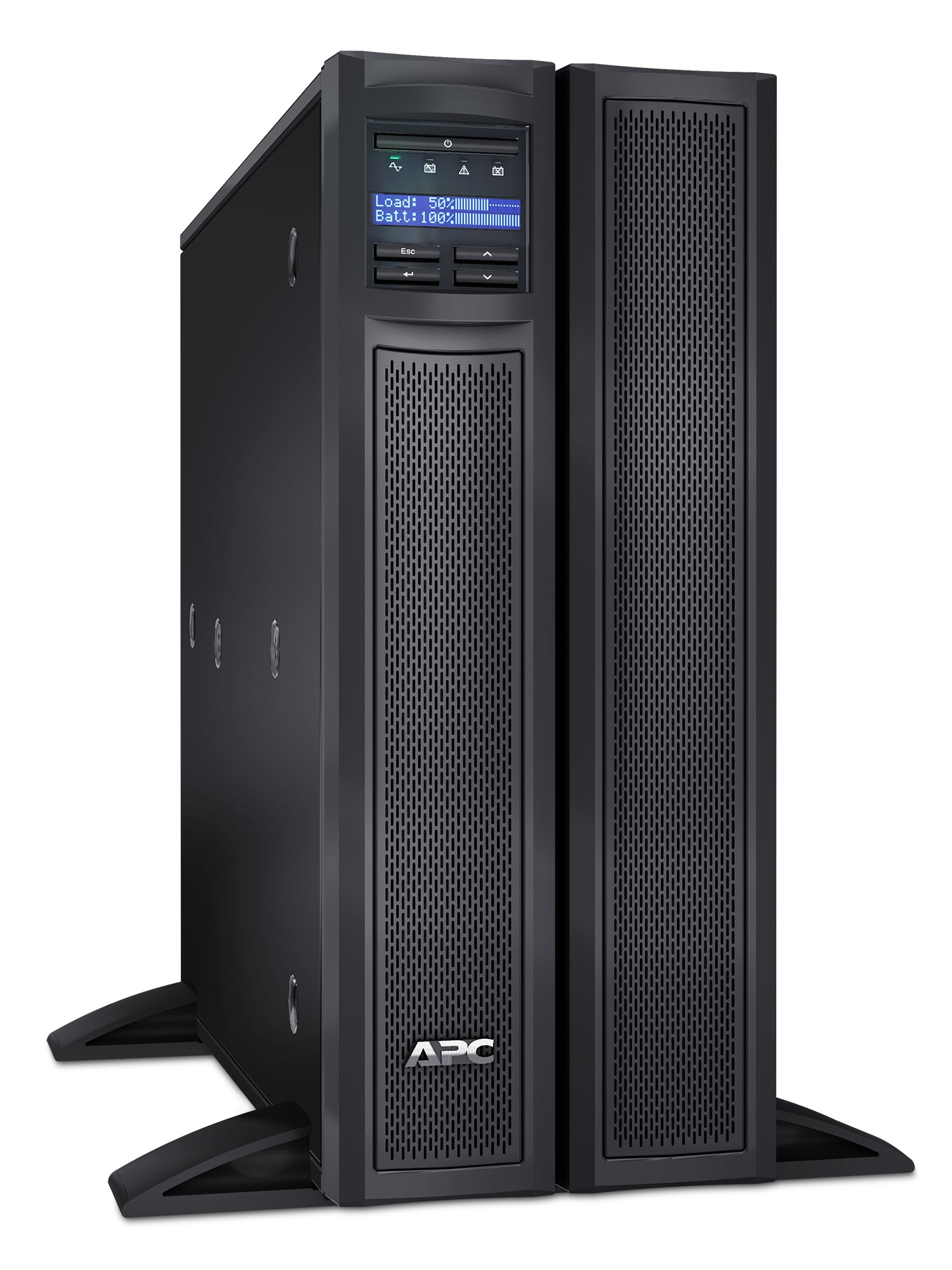 APC Smart-UPS uninterruptible power supply (UPS) Line-Interactive 3000 VA 2700 W 10 AC outlet(s)