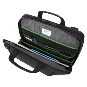 Targus Balance Ecosmart notebook case 40.6 cm (16) Briefcase Black