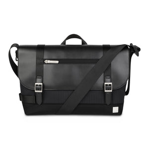 Moshi Carta Compact Messenger Bag - Black