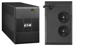 New Eaton 5E UPS 850VA/480W 2 x ANZ Outlets No Fan