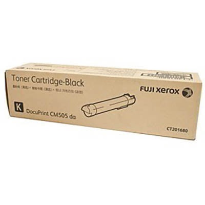 FUJI XEROX CT201680 TONER CARTRIDGE BLACK