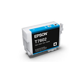 Epson C13T760200 ink cartridge Original Cyan