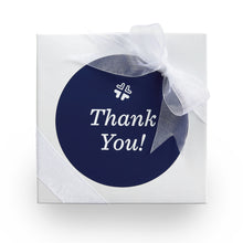 Load image into Gallery viewer, Thank you gift box for creative thank you gifts and thank you cookies.
