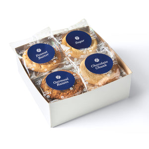 Assortment of our best cookie flavors for cookie gift
