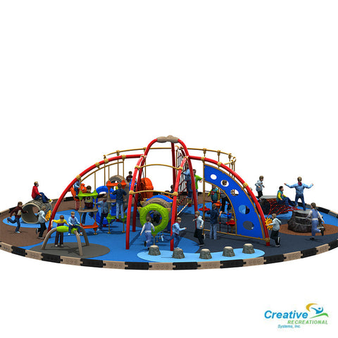 FreeStyle VI | Commercial Playground Equipment