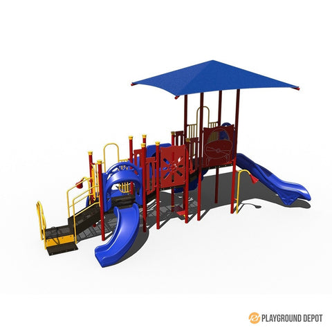 CRS-0022 | Commercial Playground Equipment
