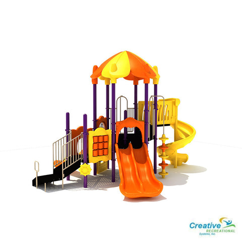 Candy Crush  | Commercial Playground Equipment