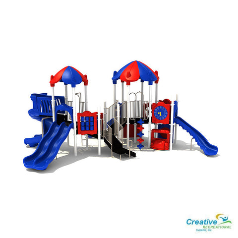 Kow-A-Bungalow | Commercial Playground Equipment