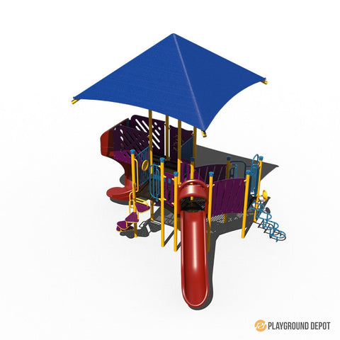 CRS-0036 | Commercial Playground Equipment