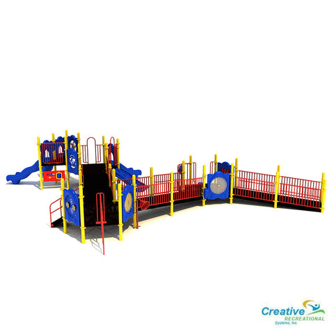 River Run | 2-12 | Commercial Playground Equipment