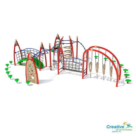 CSNX-1401 | Commercial Playground Equipment