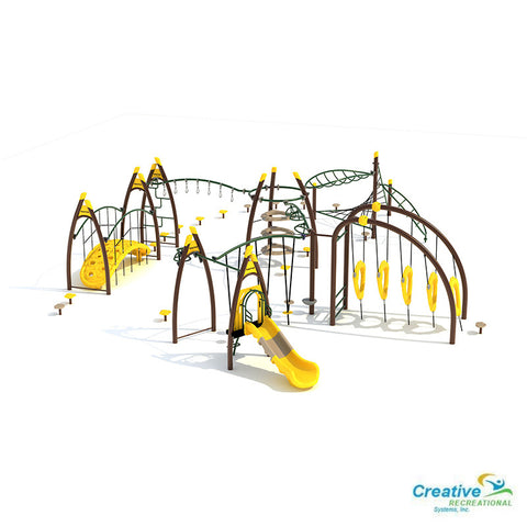 CSNX-1403 | Commercial Playground Equipment