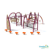 CSNX-1406 | Commercial Playground Equipment