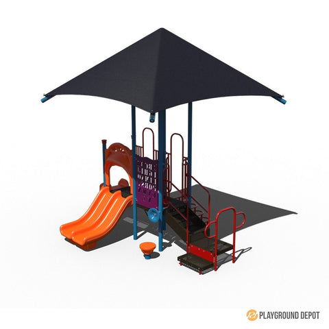 CRS-0020 | Commercial Playground Equipment
