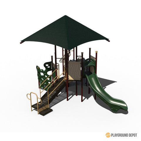 CRS-0021 | Commercial Playground Equipment