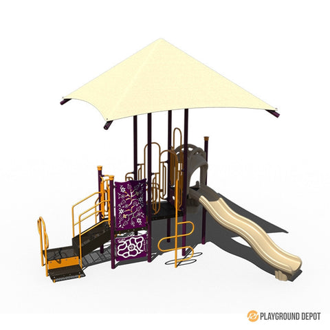 CRS-0025 | Commercial Playground Equipment