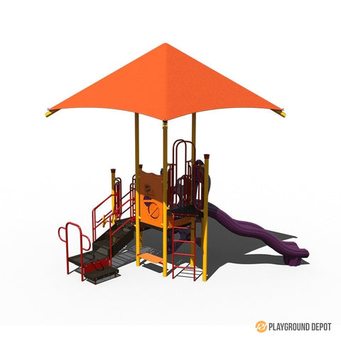 CRS-0027 | Commercial Playground Equipment