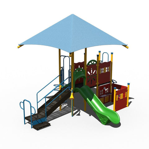CRS-0028 | Commercial Playground Equipment