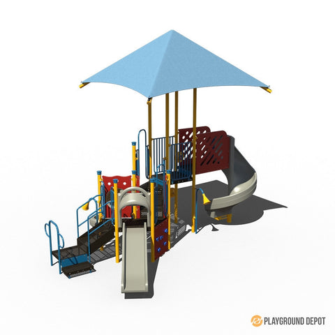 CRS-0030 | Commercial Playground Equipment
