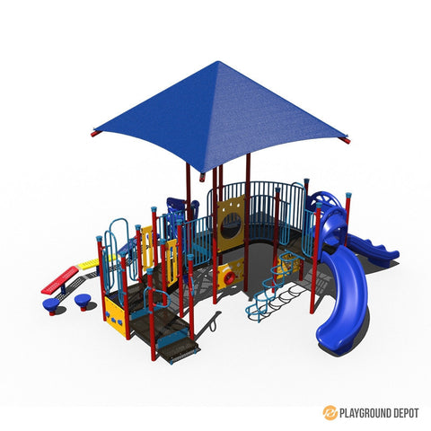 CRS-0032 | Commercial Playground Equipment