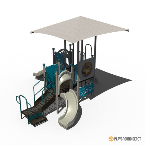 CRS-0035 | Commercial Playground Equipment