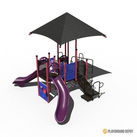 CRS-0037 | Commercial Playground Equipment