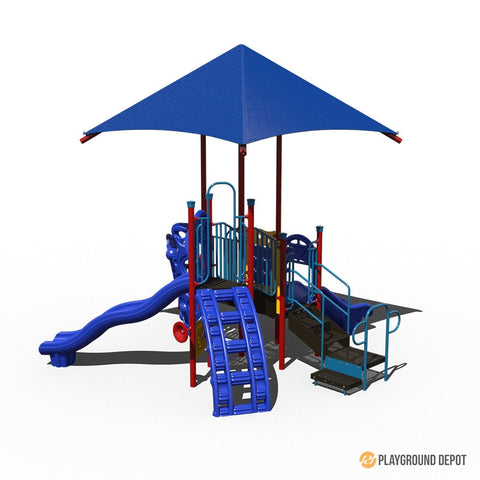 CRS-0039 | Commercial Playground Equipment