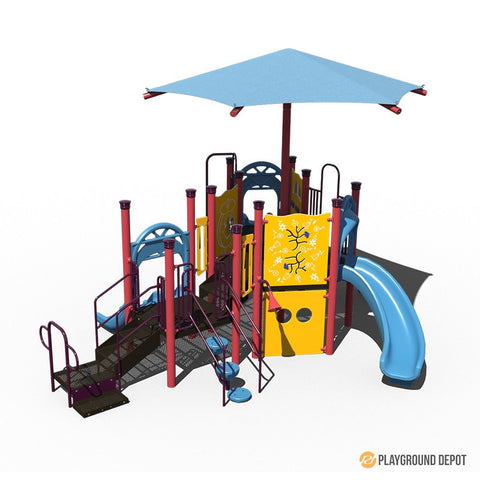 CRS5-0031 | Commercial Playground Equipment