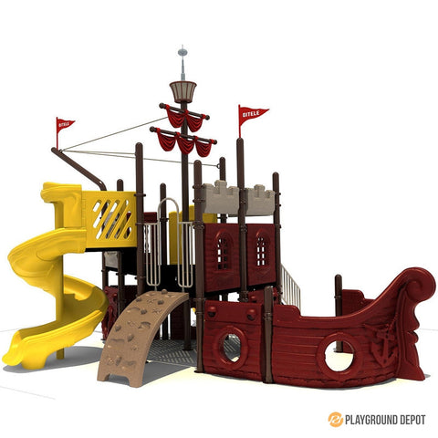 PS-1403 | Commercial Playground Equipment