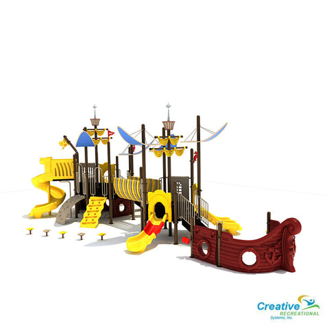 CSPD-11602 | Commercial Playground Equipment
