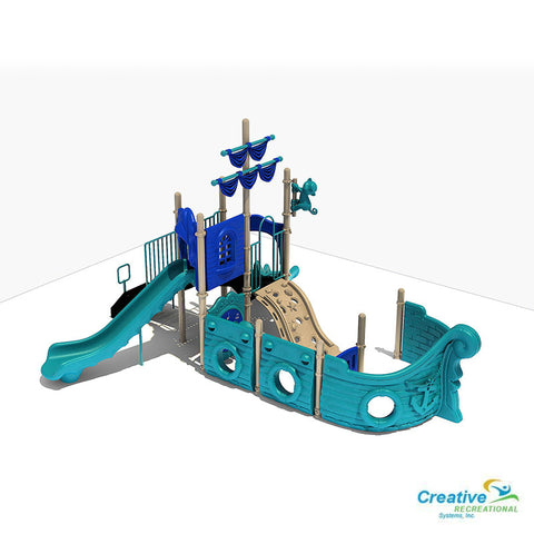 CSPD-11607 | Commercial Playground Equipment