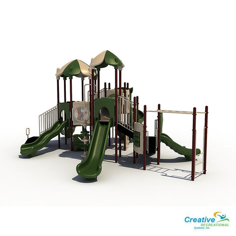 CSPD-1601 | Commercial Playground Equipment