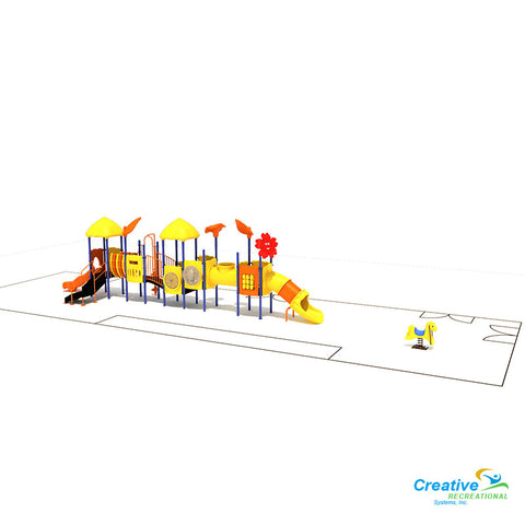 KP-30419 | Commercial Playground Equipment