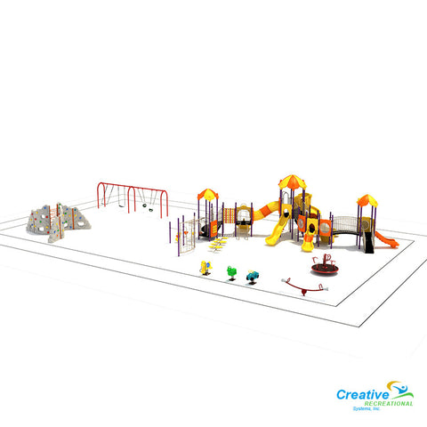 KP-80022 | Commercial Playground Equipment