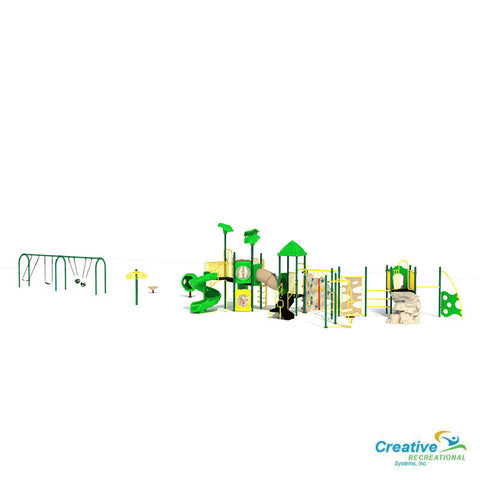 KP-50048 | Commercial Playground Equipment