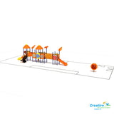 KP-30420 | Commercial Playground Equipment