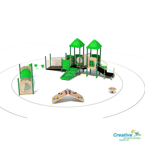 KP-30151 | Commercial Playground Equipment