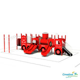 KP-30148 | Commercial Playground Equipment