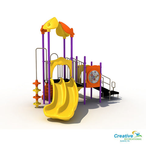 CSPD-1614 | Commercial Playground Equipment