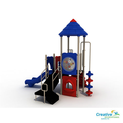 CSPD-1617 | Commercial Playground Equipment