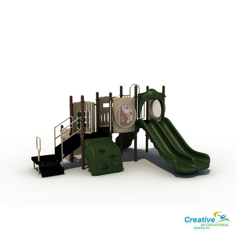 CSPD-1616 | Commercial Playground Equipment