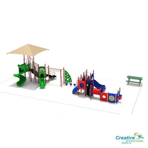 KP-50120 | Commercial Playground Equipment