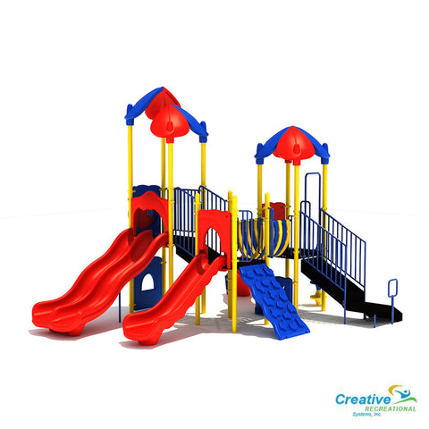 CSPD-1610 | Commercial Playground Equipment
