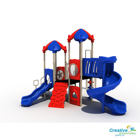 CSPD-1604 | Commercial Playground Equipment