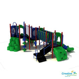 CSPD-1622 | Commercial Playground Equipment