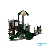 CSPD-1611 | Commercial Playground Equipment