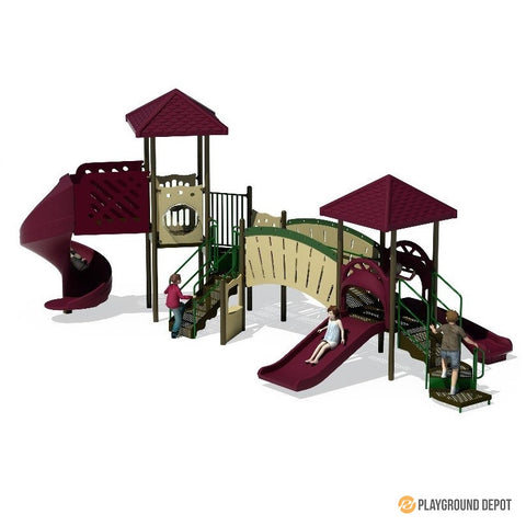 Bantam | Outdoor Playground Equipment