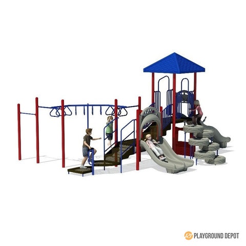 Crecent | Outdoor Playground Equipment
