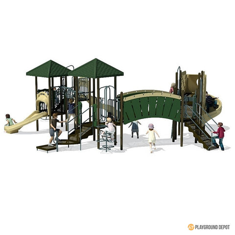 Winnipeg | Outdoor Playground Equipment