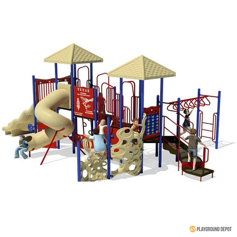 Almanor | Outdoor Playground Equipment